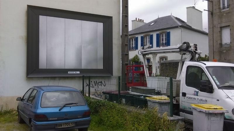 8 m² mural