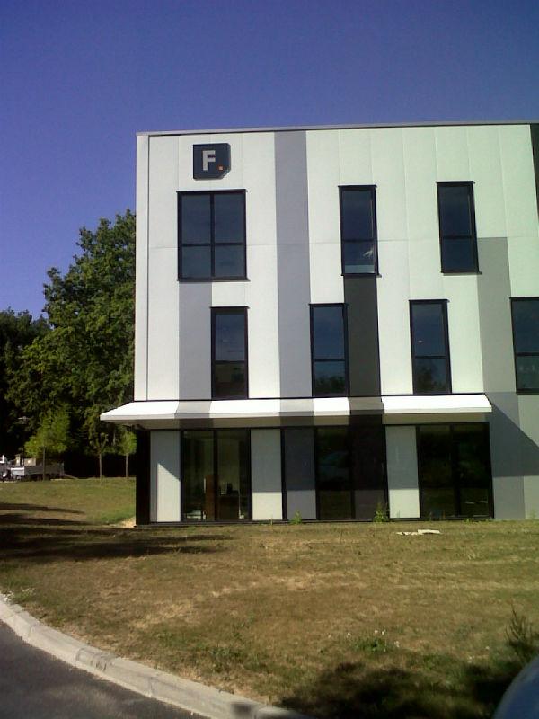 identification d'un bâtiment
