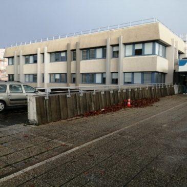 Sécurisation de la CPAM de Saint Brieuc